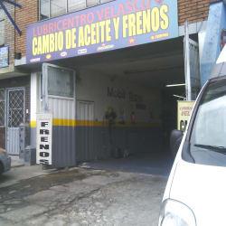Lubricentro Velasco en Bogotá