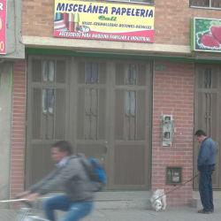 Miscelanea Papeleria Cali en Bogotá