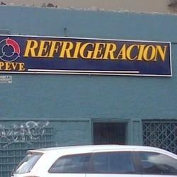 Refrigeración Peve en Bogotá