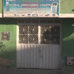 Refrigeración Servicio Técnico en Bogotá