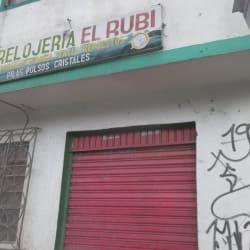 Relojeria El Rubi en Bogotá