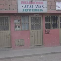 Relojeria Joyeria Atalayas en Bogotá