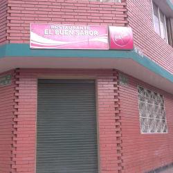 Restaurante El Buen Sabor Carrera 33 en Bogotá