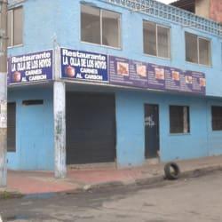 Restaurante La Olla de Los Hoyos en Bogotá