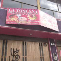 Restaurante La Toscana en Bogotá
