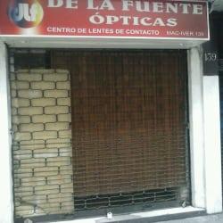 Óptica De La Fuente en Santiago