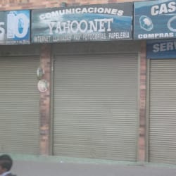 Comunicaciones Yahoo.net en Bogotá