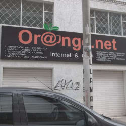 Or@nge.net en Bogotá