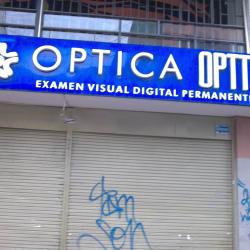 Óptica Optto en Bogotá