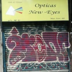 Óptica New Eyes en Santiago