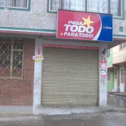 Paga Todo Para Todo Calle 60A con 74G en Bogotá