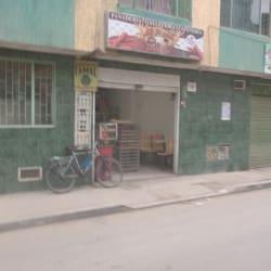 Panaderia Galleteria Cafeteria  Mi Pastel Dorado en Bogotá