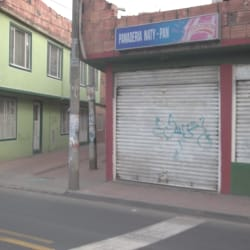 Panaderia Naty Pan en Bogotá