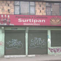 Panderia y Cafeteria Surtipan en Bogotá