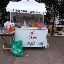 Alimentos y Bebidas Carrera 7 con Calle 94  en Bogotá
