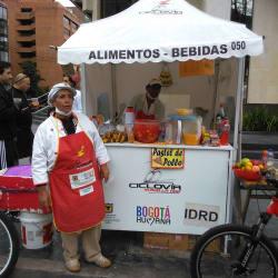 Alimentos y Bebidas de Marina Jimenez Nº 050 en Bogotá
