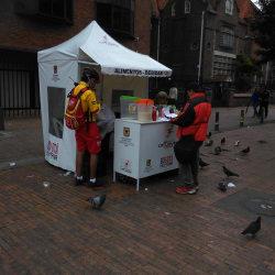 Alimentos y Bebidas Nº 125 en Bogotá
