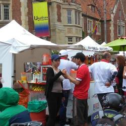 Alimentos y Bebidas Nº 286 en Bogotá