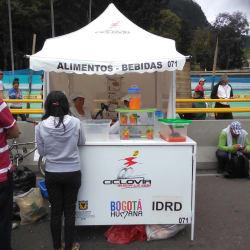 Alimentos y Bebidas Zoraida Amado Nº 071 en Bogotá