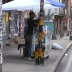 Puesto Ambulante Jugo de Naranja Nº 3 en Bogotá
