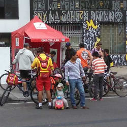 Ciclo Taller Nº 215 en Bogotá