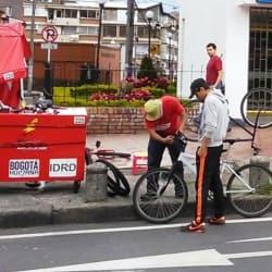 Ciclo Taller Nº 220 en Bogotá
