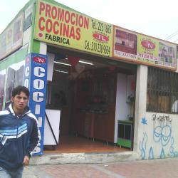 Cocinas y Closets JL  en Bogotá
