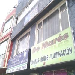 De Marés Cocinas Baños Iluminación en Bogotá