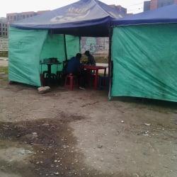 Punto Ambulante Desayunos - Jugo de Naranja en Bogotá