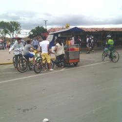 Punto Ambulante Salpicón - Jugo de Naranja en Bogotá