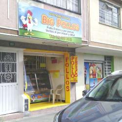 Distribuidora Big Pollos en Bogotá