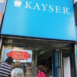 Lencería Kayser - Av. Providencia / Av. Manuel Montt en Santiago