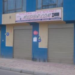 Cafe Internet Mild@r.com en Bogotá