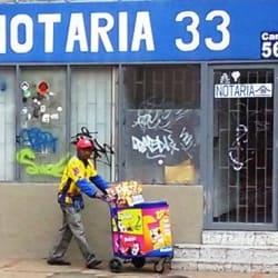Puesto Ambulante Bon Ice en Bogotá