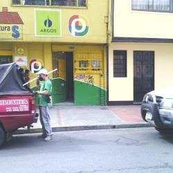 Ferreconstrupinturas la 61 en Bogotá