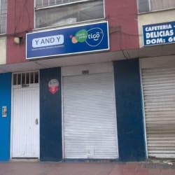 Yandy en Bogotá