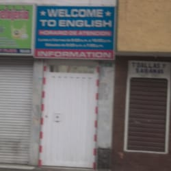 Welcome to english en Bogotá