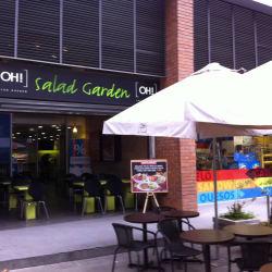Oh Salad Garden - La Concepción en Santiago