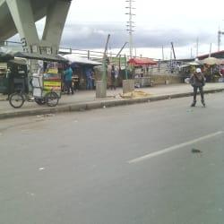 Punto Ambulante Salpicón - Fruta en Bogotá