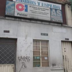 Vidrios y Espejos Transversal 26ABis en Bogotá