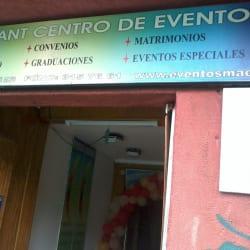 Centro de Eventos Mae en Santiago