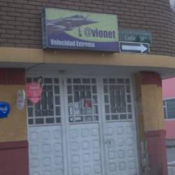 @Vionet en Bogotá