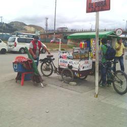 Punto Ambulante Avena Helada en Bogotá