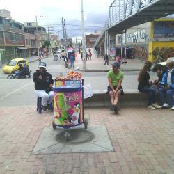 Punto Ambulante Bon Ice Puente en Bogotá