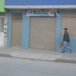 Miscelanea Papeleria Valentina en Bogotá