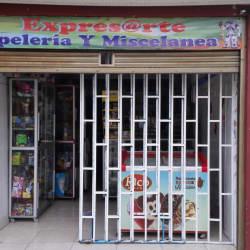 Miscelanea y Papeleria Expresarte en Bogotá