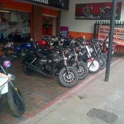 Urban riders shops en Bogotá