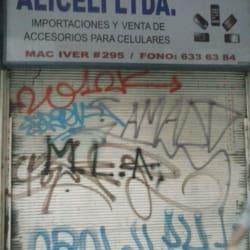 Tienda de accesorios para celulares Aliceli Ltda en Santiago
