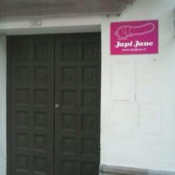 Tienda de artículos eróticos Japi Jane en Santiago