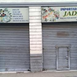 Tienda de bisutería Importadora Jade en Santiago